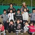 2010.12.28キッズシングルス練習会