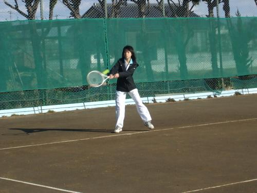 2007,12,24 クリスマス・クラブ内シングルス