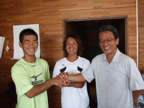 2007,8,19親睦会