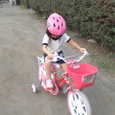 自転車初乗り