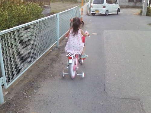 Rioの自転車