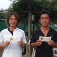 9/24 男子オープンシングルス