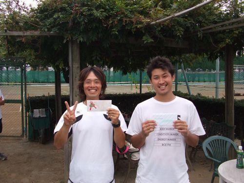 2009.9.23男子シングルス