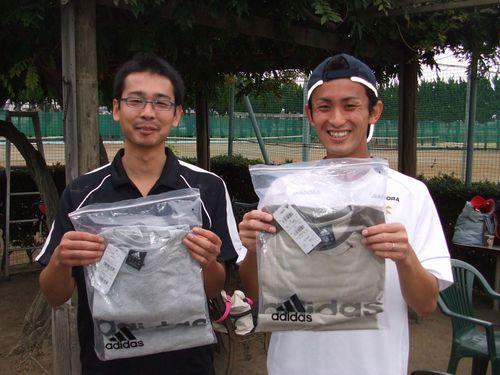 2009.9.23男子オープンシングルス