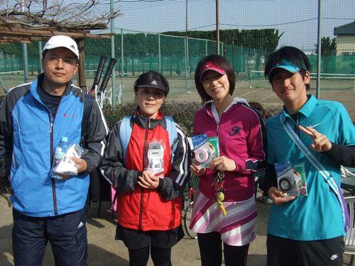 2010.3.22ミックスオープンダブルス