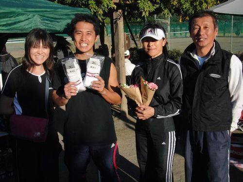 2010.11.3ミックスオープンダブルス