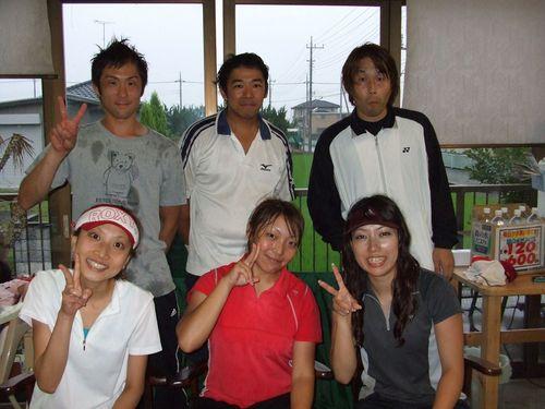 2009,6,28ダブルス団体戦