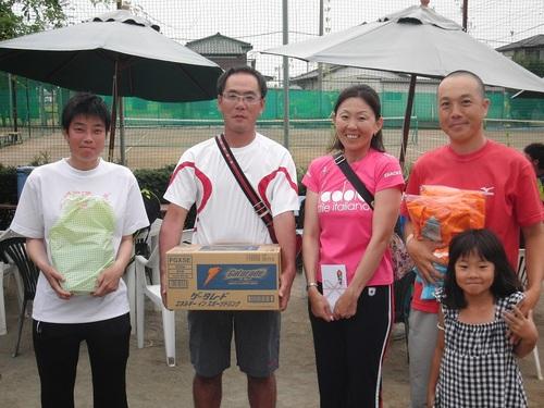 2011.7.18 ダブルス団体戦