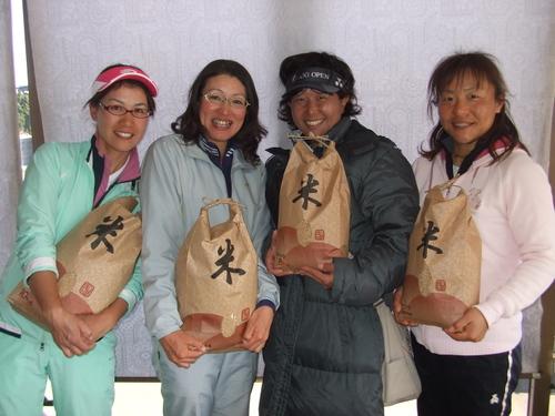 2008,2,28(木)D級以下女子ダブルス