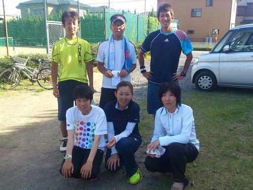 2012.7.16 ダブルス団体戦