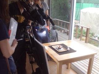 「さって豆腐プロジェクト」カフェ取材