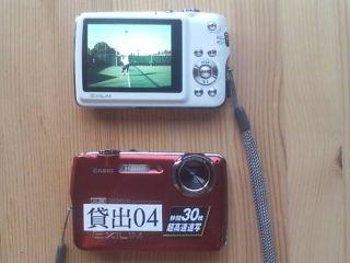 カシオ・ハイスピードカメラ「エクシリム」無料レンタルキャンペーン!