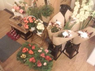 今週の『小さなお花屋さん』