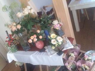 小さなお花屋さん